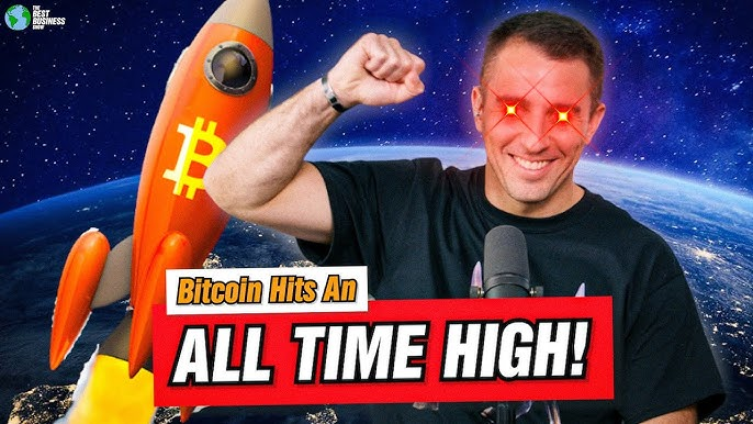 Bitcoin Just Hit An All Time High… Now What