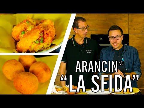 SFIDA ARANCIN* - IO FRIGGO TUTTO - Valerio | Cucina Da Uomini