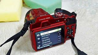 Nikon Coolpix B500 Best Video & Photo Settings for Crisp Videos!