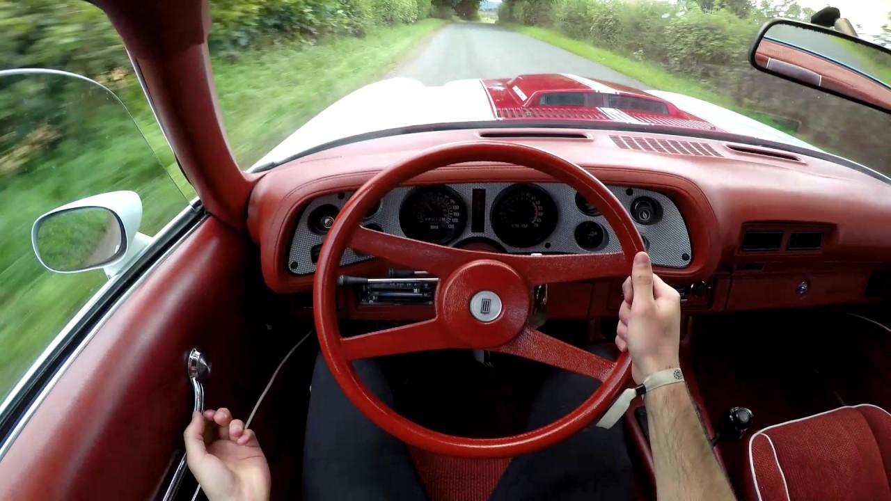 1973 Camaro Z28 >> 1978 Chevrolet Camaro Type LT 350 - POV TEST DRIVE GREAT V8 SOUND - YouTube