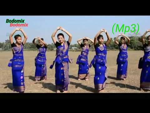 Alada Raijw Bodoland// New Bodo video song MP3//Bodoland Bodo songs#Bodomix.