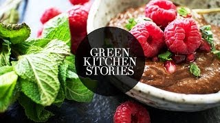 Chocolate Mousse | Green Kitchen Stories