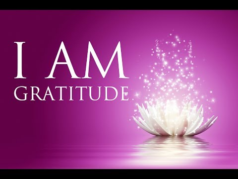 I AM Morning Affirmations | Gratitude & Happiness | Alpha BinauralBeat | Solfeggio | 852hz & 963Hz