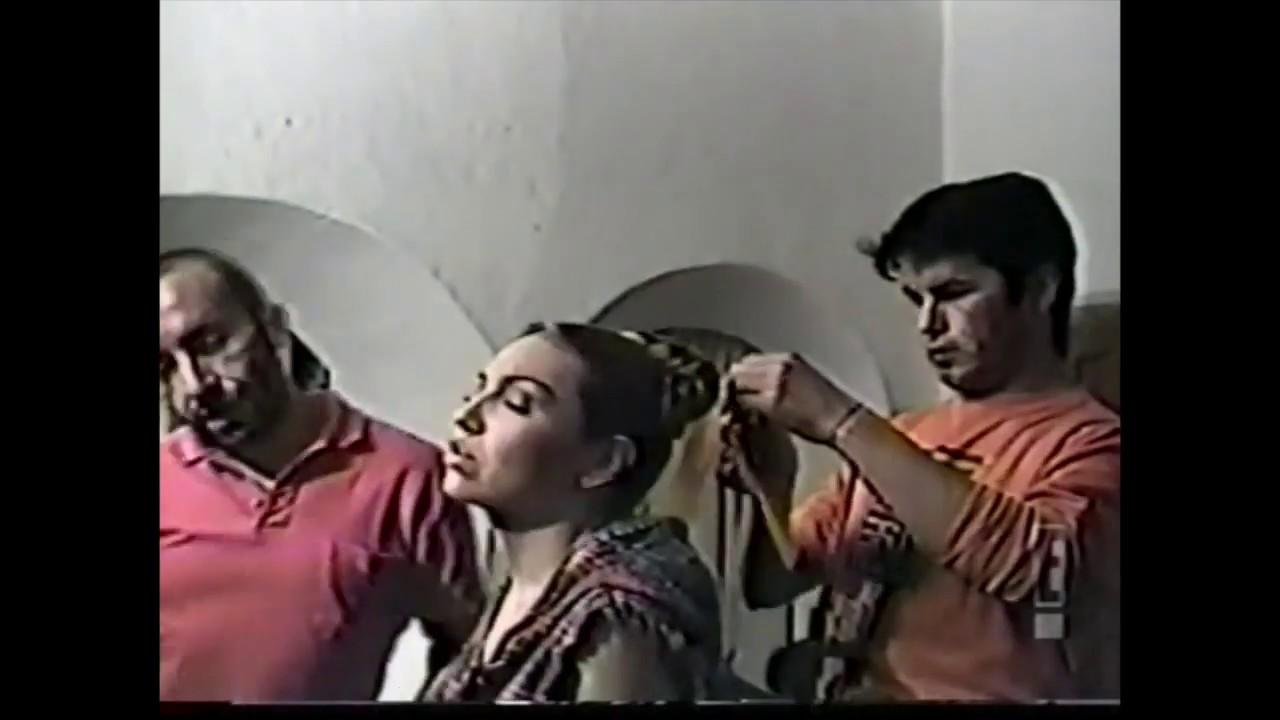 Amor A La Mexicana Movie thalia the legend - detras de camaras del video clip amor a la mexicana -  1998