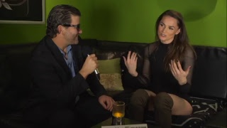 Interviewing Adult Star Tori Black LIVE on The Hot Seat! Sapphire Las Vegas