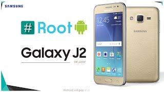 Root Samsung Galaxy J2 SM-J200