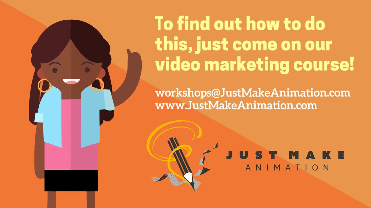 Make Your Own Marketing Video Workshop