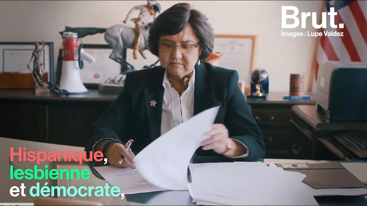Qui est Lupe Valdez, candidate au poste de gouverneur au Texas