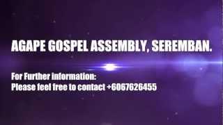 Juwita Suwito  29 April 2012 LIVE @ Agape Gospel Assembly, Seremban.