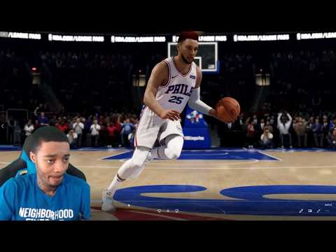 NBA LIVE 21 LEAKED PS5 SCREENSHOTS REACTION! BETTER THEN NBA 2K21!?
