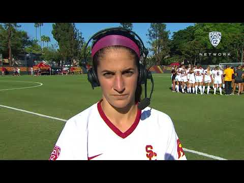 Savannah DeMelo on USC's strong defensive start to 2018 campaign: 'We've all been putting in the...
