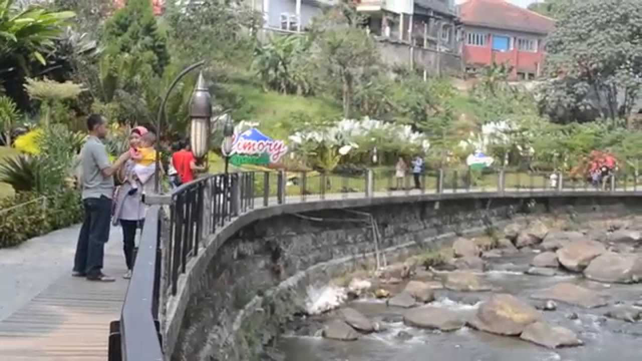 Cimory Riverside The Beautiful Location Puncak Bogor
