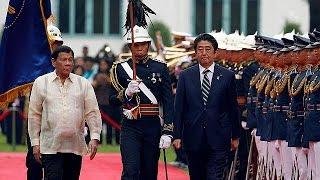 Филиппины в поисках союзников