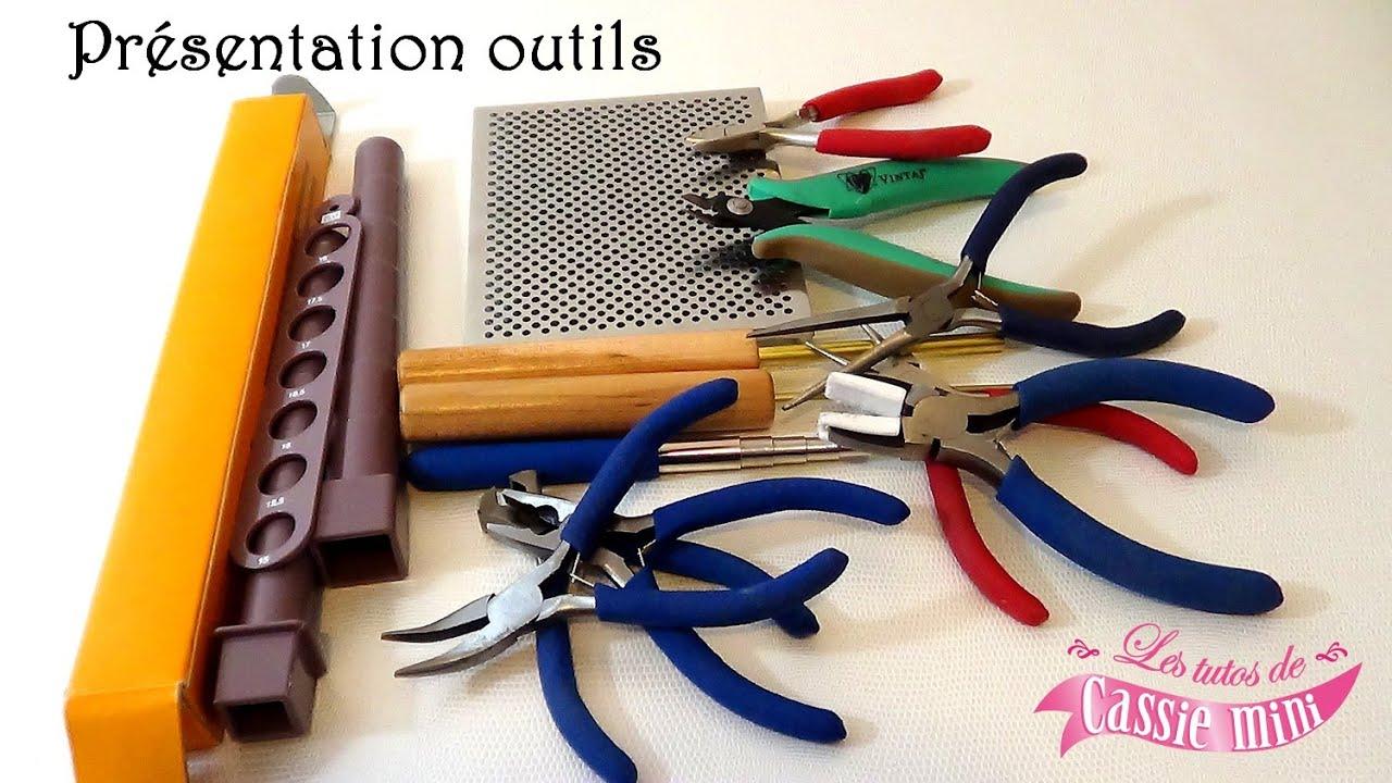 Extrêmement Présentation } outil pour fil aluminium ( bijoux ) ( Partie 1  EP93