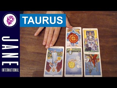 Taurus - Whatever You Want, You May Have June 2018