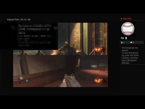 Hamilton-M1's Live PS4 Broadcast