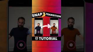 Learn Instagram Reels Transitions #shorts