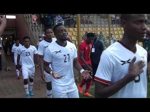 FULL HIGHLIGHTS UGANDA 2 : 0 ZAMBIA - PRE CHAN TOURNAMENT   2021