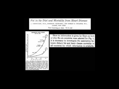 How Bad Science and Big Business Created the Obesity Epidemic (Slides/Audio)