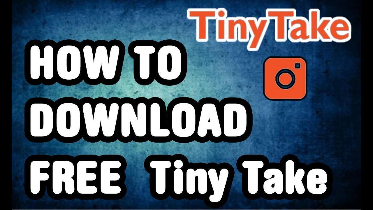Best Screen Recorder App for Windows || How To Download TinyTake | TinyTake  full version- i t Masala