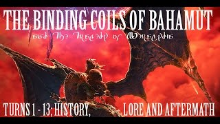 The Binding Coils of Bahamut - Complete Story and Lore