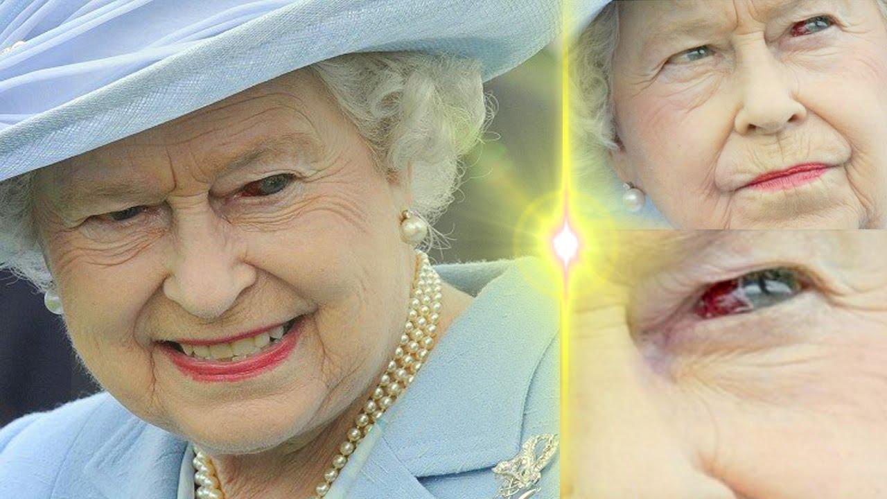 Resultado de imagen de Reina Isabel II se transforma en reptil