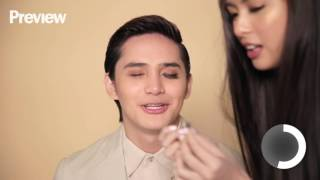 Gabbi Garcia Does Ruru Madrid's Makeup