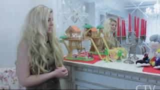 Коллекционирование зайцев: певица Влада рассказала о необычном хобби своей семьи