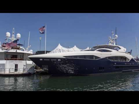 Newport Charter Show at the Newport Shipyard