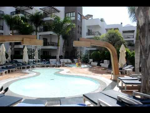 Hotel princesa yaiza lanzarote espa a youtube for Hotel princesa yaiza
