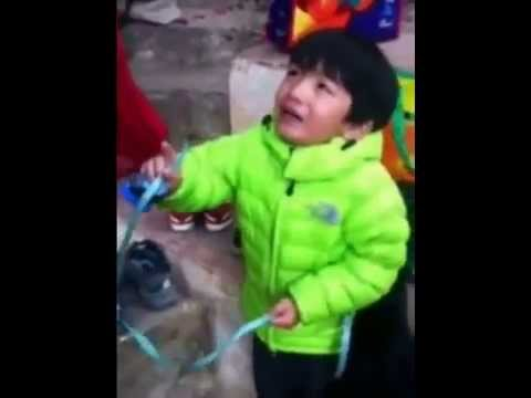 Kid stops Parents from KILLING Animal (Vegan Pets Parenting Tips Child Cry Mom Meat Teacher
