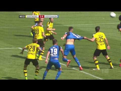 Samenvatting Borussia Dortmund - TSG 1899 Hoffenheim