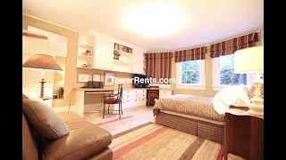 Pacific Heights: Furnished Jr 1 Bed/Studio Apartment for Rent