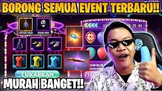 BOT IS BACK!! BORONG SEMUANYA HABIS BERAPA DIAMOND?? - FREE FIRE INDONESIA
