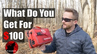 Surviveware Large First Aid Kit for Extended Camping Trips - Review