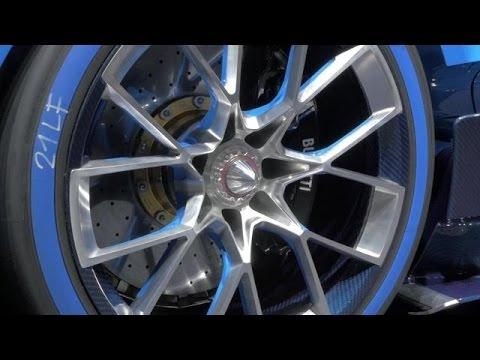 Bugatti Vision Gran Turismo | 2015 Frankfurt Motor Show