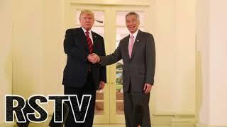 Singapur: Diferencias entre Oficiales, Trump se Mantiene Positivo