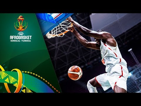 Top 5 Plays - Final Day - FIBA AfroBasket 2017