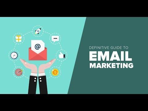 Email Marketing 2019 - Email Marketing 2019: What Is Email Marketing? (Tutorial) thumbnail
