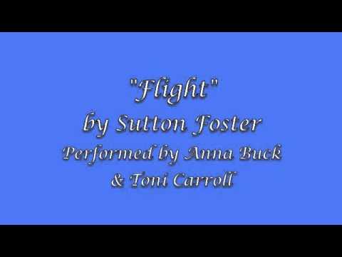 """""""Flight"""" by Sutton Foster"""