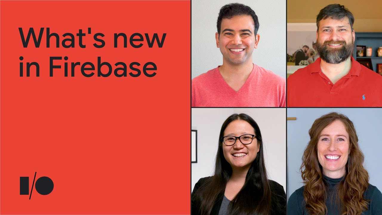 What's New in Firebase | Keynote