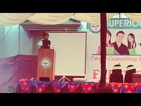 speech pakistan ka matlab kya in urdu   Superior collage & university kharian   ALI SHAH RAIZO