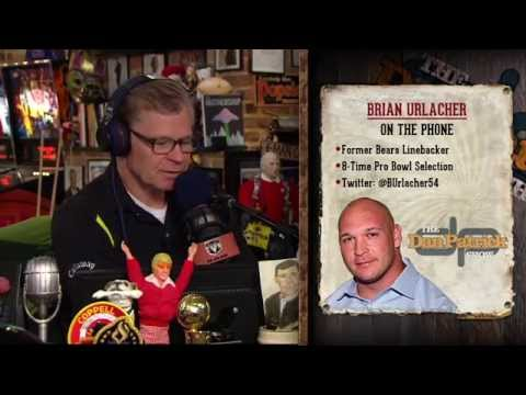Brian Urlacher on The Dan Patrick Show (Full Interview) 9/28/15