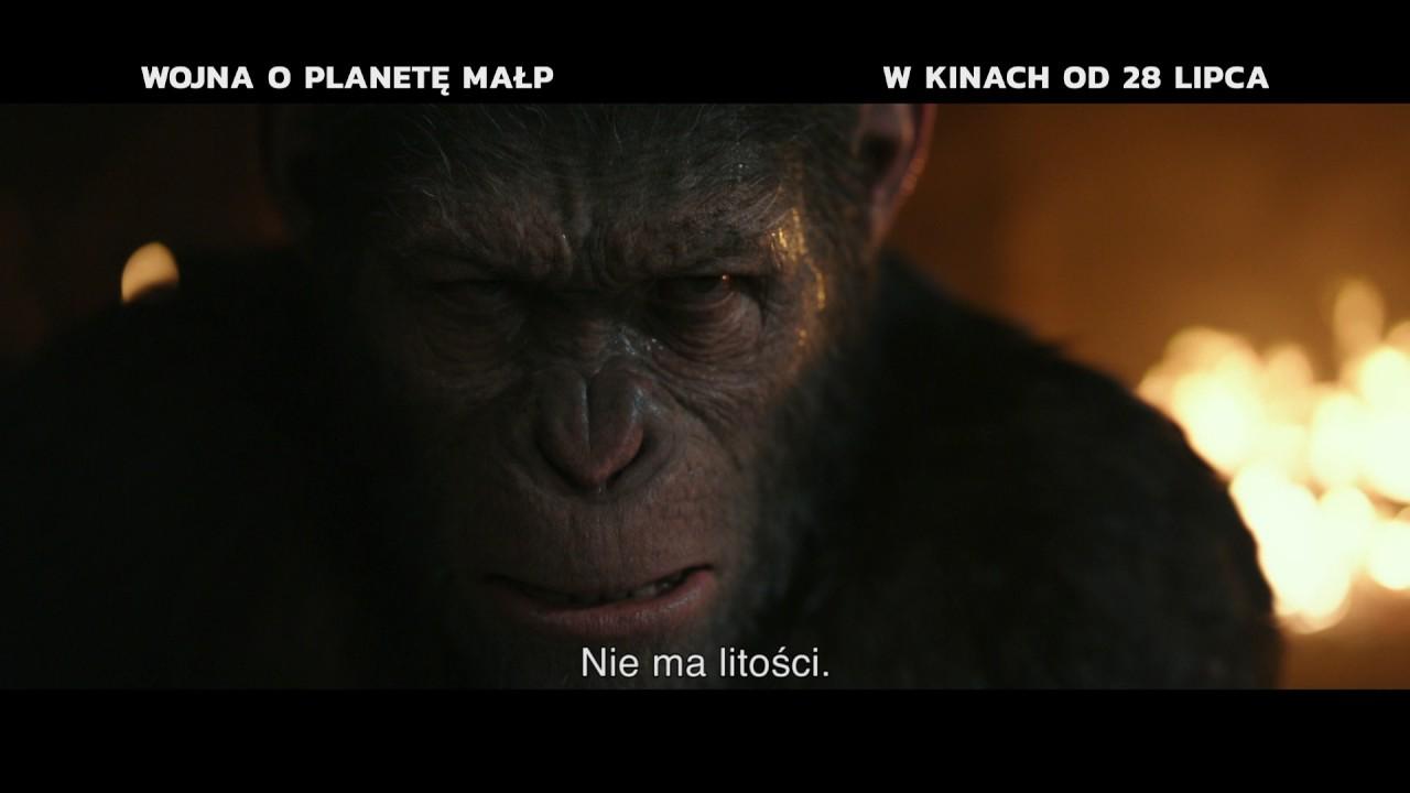Wojna o planetę małp | TV Spot [#2] | 2017