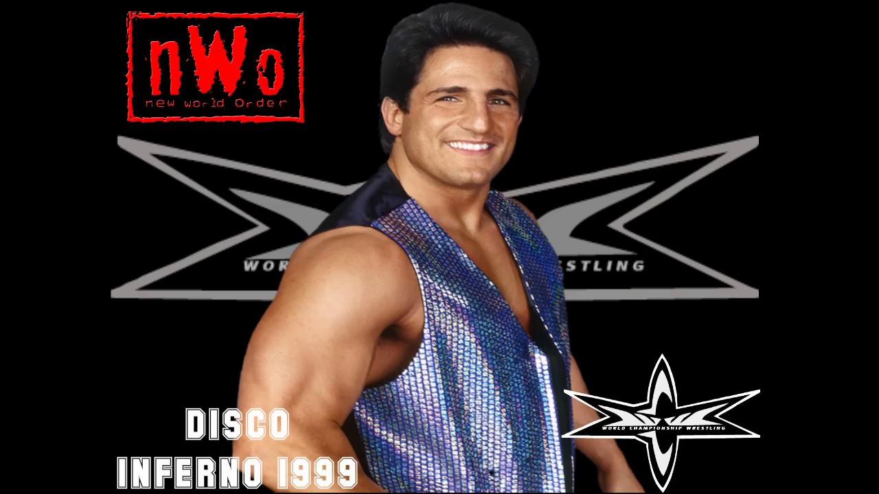 Disco Inferno Wrestler