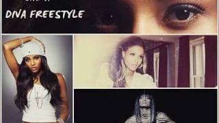 Ciara - Diva Freestyle (Fantasy Ride Remix)