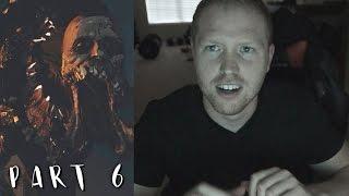 THAT IS ONE HORRIFYING FACE! - Edge of Nowhere Gameplay Walkthrough Part 6 (Oculus Rift VR)