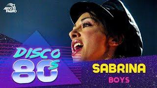 🅰️ Sabrina - Boys (Дискотека 80-х 2005, Авторадио)