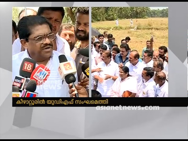 VM Sudheeran flays Kerala Govt on Keezhattoor Issues