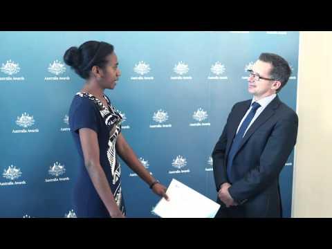 Student Profile - Regina Andrew, Vanuatu